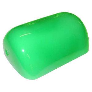 paralume lampada ministeriale grande verde