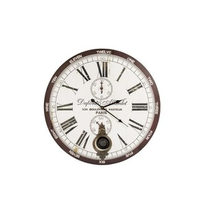 orologio parete pendolo paris