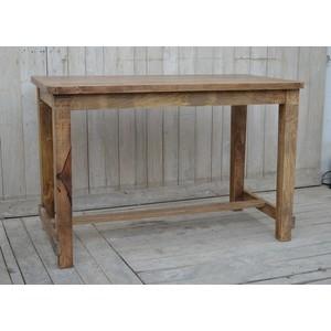 tavolo bar legno alto