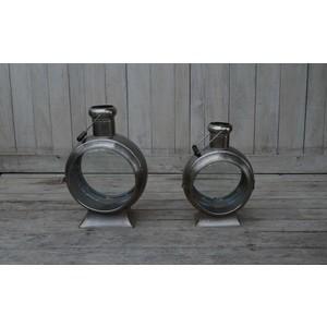 Lanterna ferro Industrial 47cm