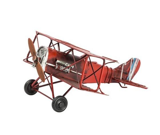 modellino aereoplano barone rosso