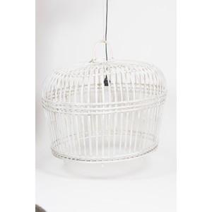 lampada sospensione bianca 96 cm