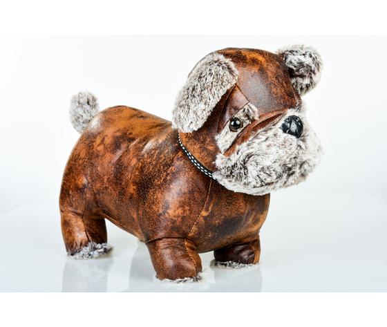 fermaporta ecopelle dog