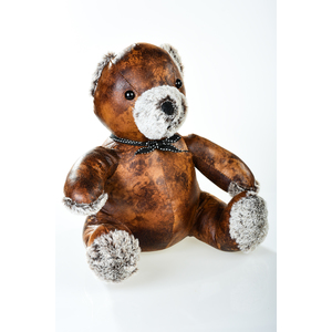 fermaporta ecopelle teddy bear