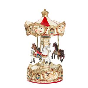 idee regalo carillon natale oro