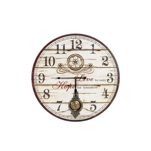 orologio parete country vintage