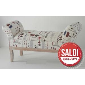 divanetto stampe saldi