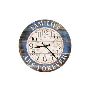 orologio da parete stampa family