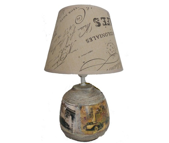 lampada da tavolo stampe