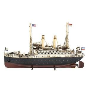 modellino grande nave d'epoca collezionismo