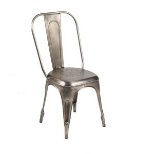 sedia industrial  metallo
