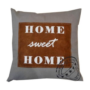 cuscino quadrato home sweet home