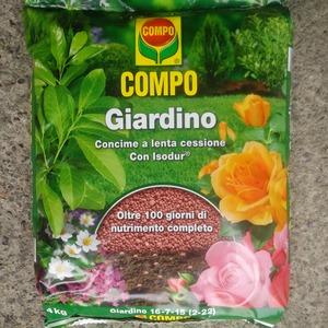 Concime Compo Giardino 4kg