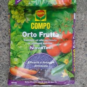 Concime Compo Orto Frutta 4kg