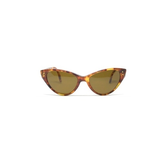 occhiale da sole vintage a farfalla VOGUE mod.2037