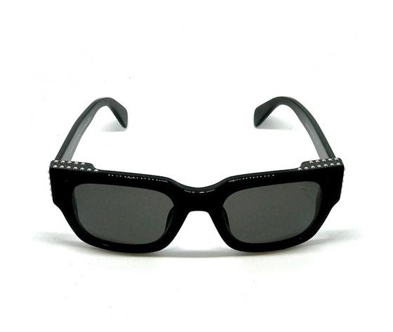 Marc by MARC JACOBS occhiale da sole 485 nero con borchie