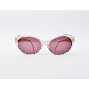 VINTAGE pier cardin- farfalla rosa