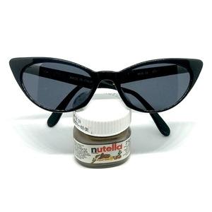 Occhiale da sole America Vintage 22 001 nero