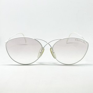 Occhiale da sole Vintage CHRISTIAN DIOR  2313 white