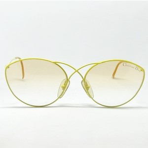 Occhiale da sole Vintage CHRISTIAN DIOR  2313 Yellow