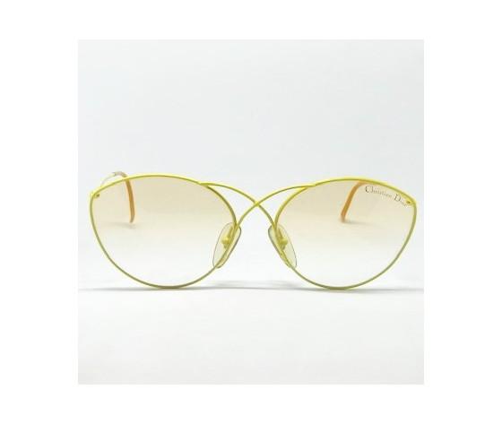 Occhiale da sole Vintage CHRISTIAN DIOR  2313 Yellow