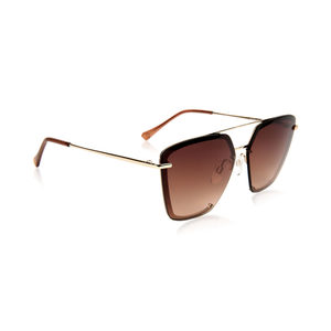 Occhiale da sole Bulget - lente diamantata brown