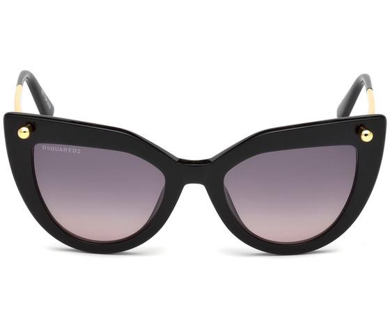 Occhiale da sole Dsquared2 DQ0278 01B black