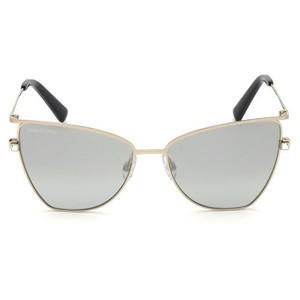 Occhiale da sole metallo Dsquared2 dq0301_32b gold