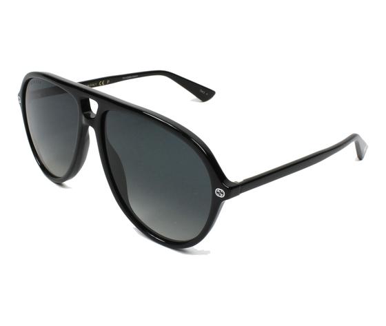 Occhiale da sole Gucci 119S black