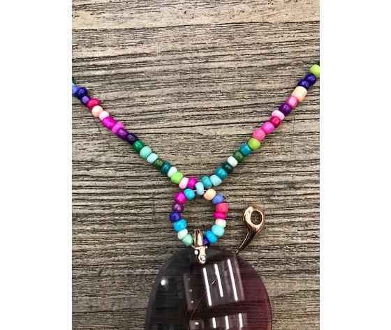 Collana porta occhiale Alle&Co. - multicolore