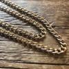 Chain per occhiali oro