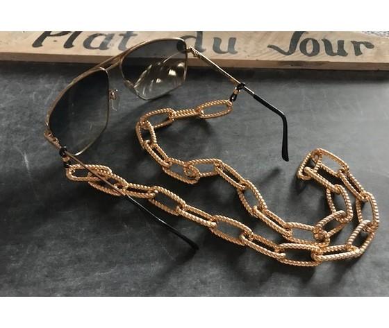Catena per occhiali Alle&co. Hand Made _ Chain lavorazione torchon