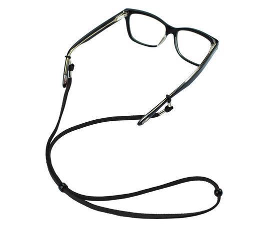 Cordino  per occhiali - Nero
