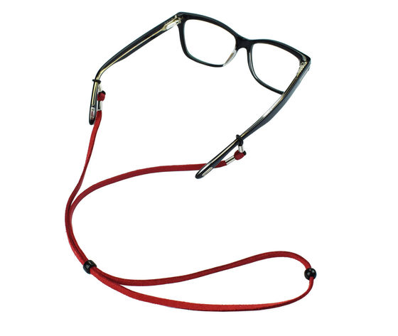 Cordino  per occhiali - Rosso