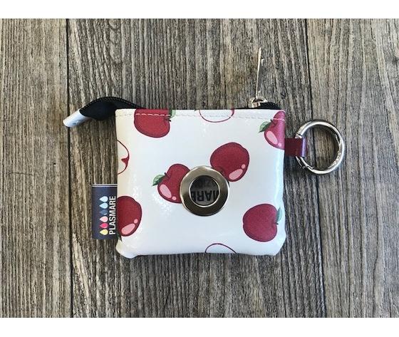 Porta-Sacchetti con moschettone - Apple