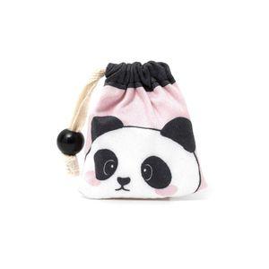 Microfibra per pulizia occhiali e schermi - Panda