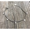 Bracciale silver con zirconi