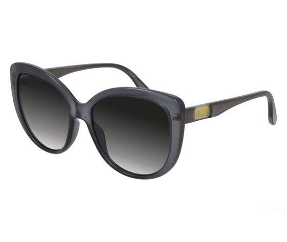 Occhiale da sole Gucci GG0789S grey
