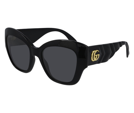 Occhiali da sole Gucci GG0808S black