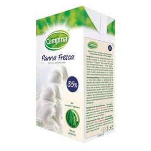 """Panna fresca """"Campina"""" 35%  lt. 1 (per planetaria)"""