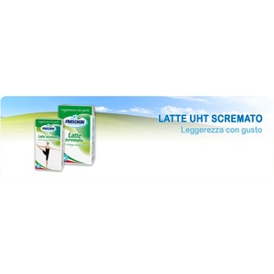 Latte scremato UHT  lt. 1