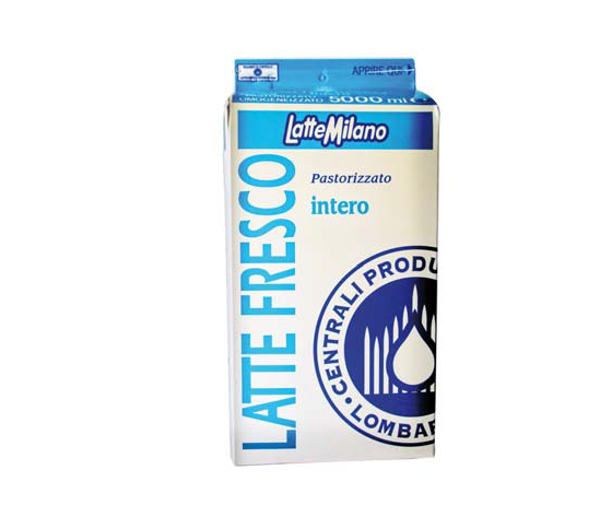 Latte fresco Intero B.BOX  lt.5