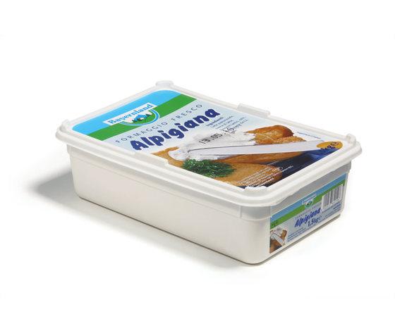 Alpiagiana formaggio spalmabile da Kg. 1,5