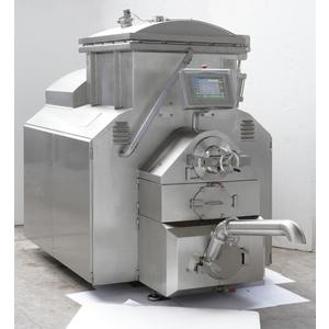 INOTEC emulsionatori modello I-140 / I- 175 e I- 225 con o senza vuoto
