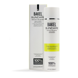 Bakel Healthy Tan Secret intensificatore Anti-età