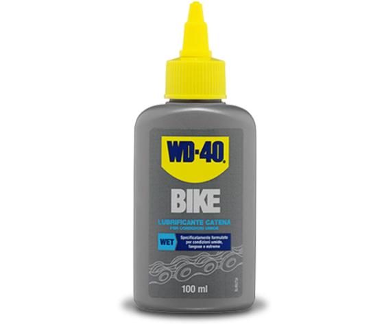 Wd 40 bike wet lubrificante catena condizioni umide 100ml