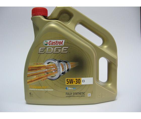 CASTROL 5W/30 C3 TITANIUM L.4