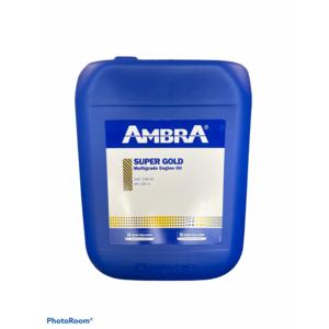 AMBRA SUPER GOLD 15W/40 L.20