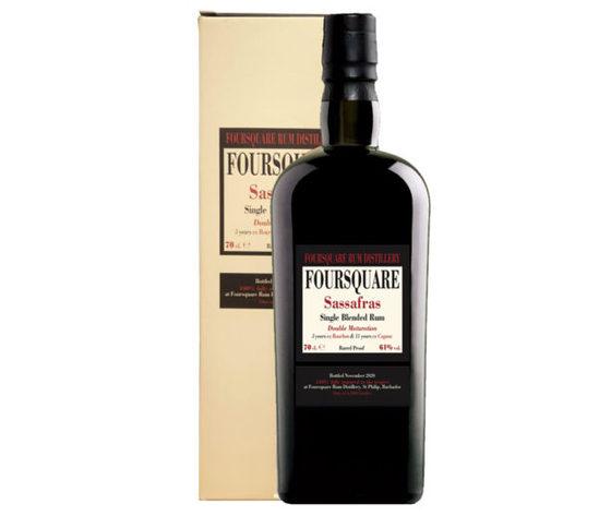 Rum foursquare sassafras 324x518