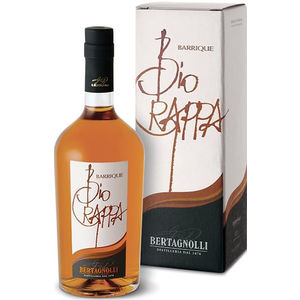 GRAPPA BERTAGNOLLI BIO BARRIQUE CL 70